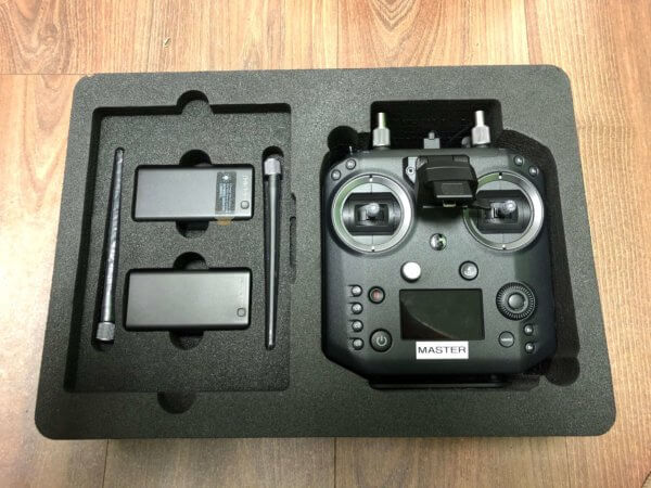 Hard Case for DJI Cendence RC and CrystalSky Foam