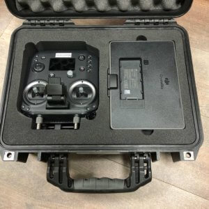 Hard Case for DJI Cendence RC and CrystalSky
